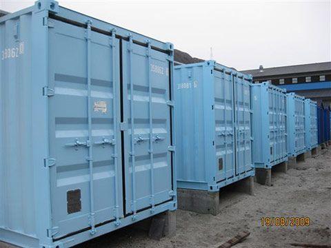 Generator containere