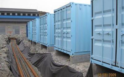 Container til generatoranlæg – Læs mere og bestil mobilt generatoranlæg