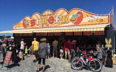 Halifax Burger Circus