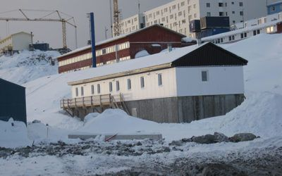 Homeless Shelter in Nuuk