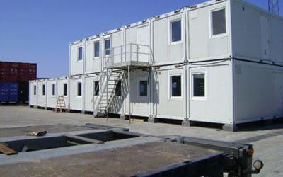 ISO container til beboelse – Specialfremstillet ISO containere til beboelse