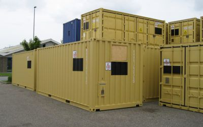 Insulated Container for military use