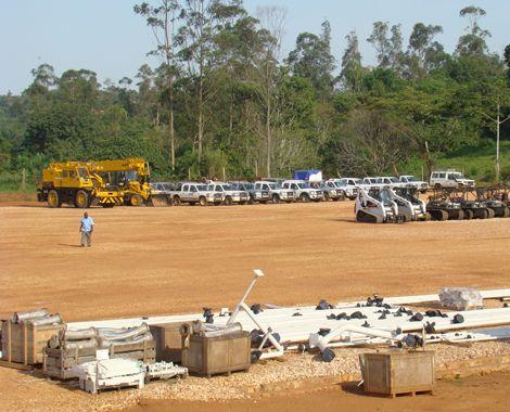 Olieboring i Uganda plan