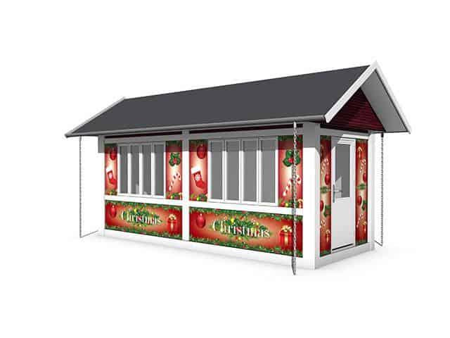 Pop-up butik 3D eksempel