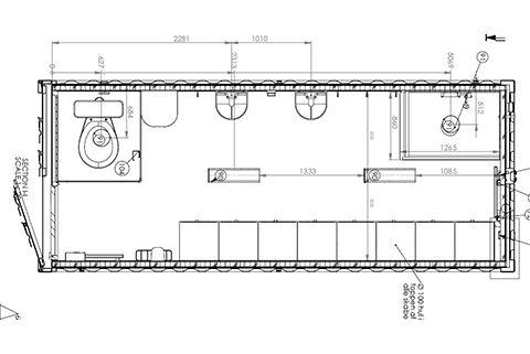 Skurvogn DCS 2052 plan