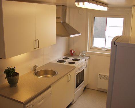 Beboelse 2082 - køkken