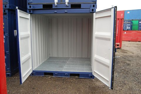 8 fods containere