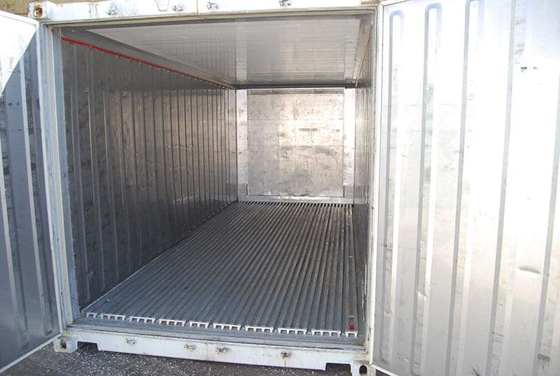 20 FT REEFER CONTAINER - OK condition