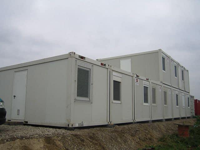 Construction site facilities