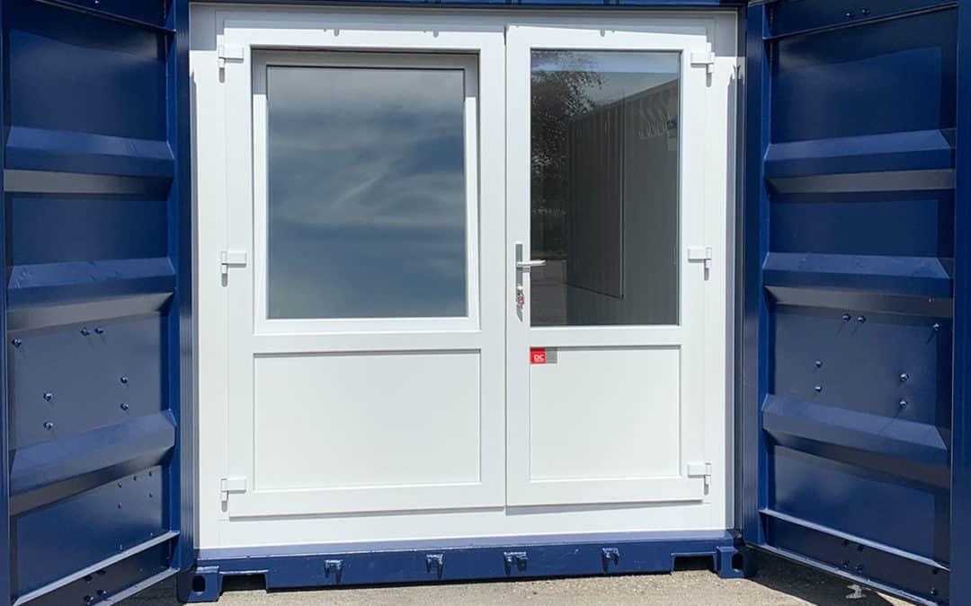 Kontorskurvogn uden vinduer – DCS 2041