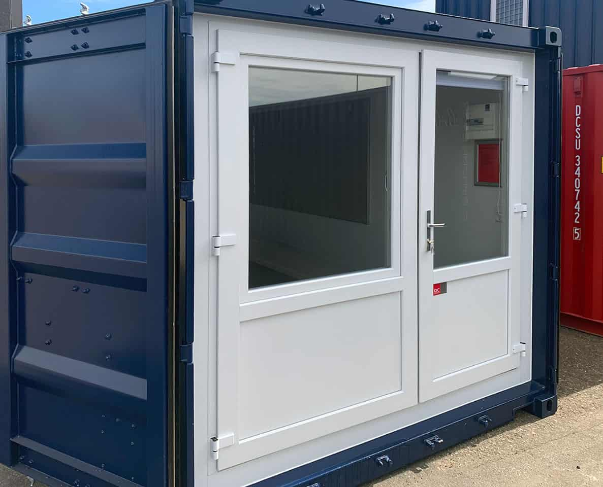 20ft insulated ISO residential container