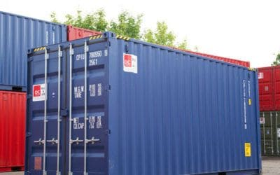 20ft & 40ft High Cube Containers
