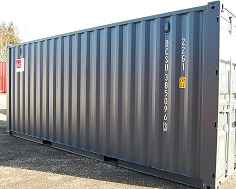 Insulated storage container DCS 2064 - only DKK 29,800