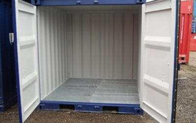 8ft Environment Container