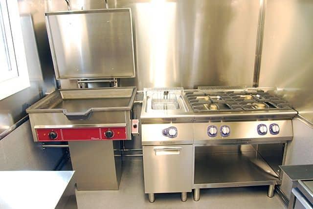 Mobilt køkken – Lej eller køb mobilt køkken til hurtig kantineløsning