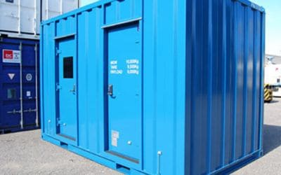 10ft & HC 20ft Offshore Containers