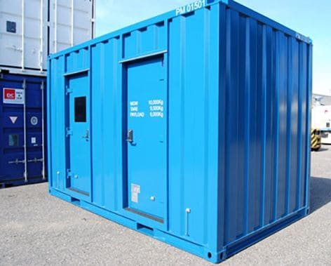 Offshore container 10 & High Cube 20 fod