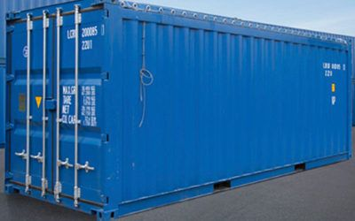 20ft & 40ft Open Top Container