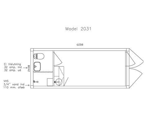 Skurvogn DCS 2031 plan