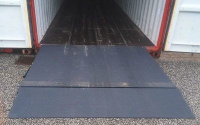 Loading Ramps for Containers