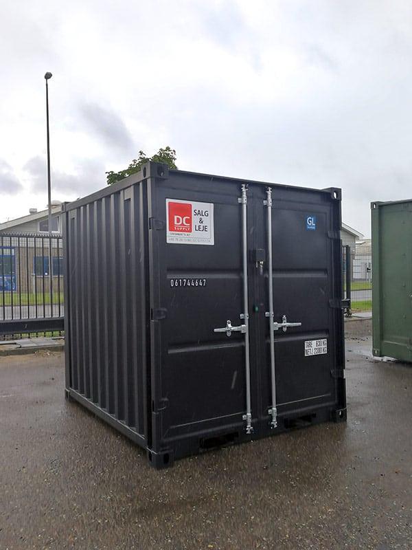 8 fods container KUN Kr. 11.500 ab lager Nørresundby