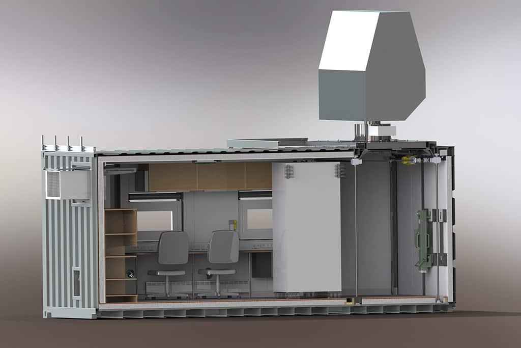 Radar Information Container (RIC)