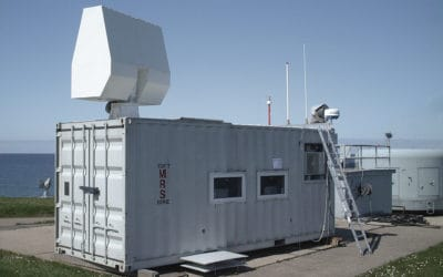 Radar information container (RIC)