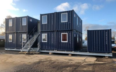 Custom built accommodation for 8 people – Ilulissat, Greenland