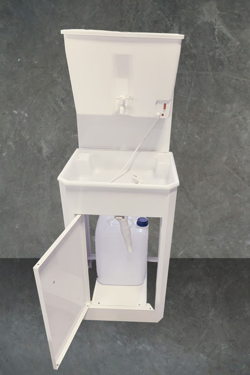 Washbasin - freestanding