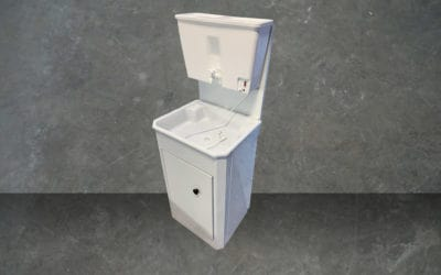 Washbasin – freestanding