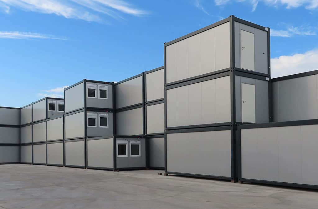 3×6 meter office container module