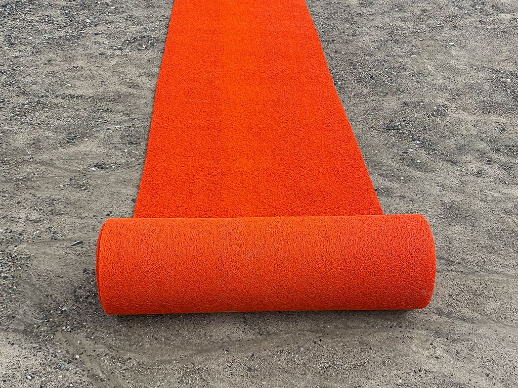 Safety walkway mats