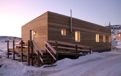 Beboelsesmoduler til 6 personer – Ilulissat, Grønland