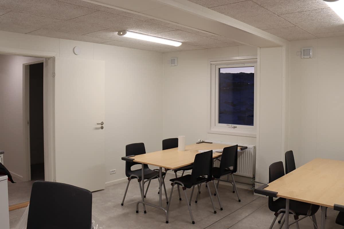 Beboelsesmoduler til 6 personer - Ilulissat, Grønland