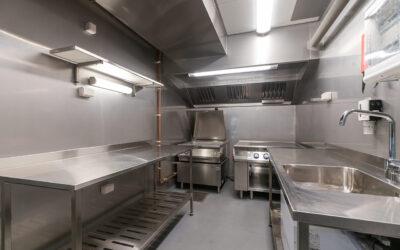 Rent a commercial kitchen